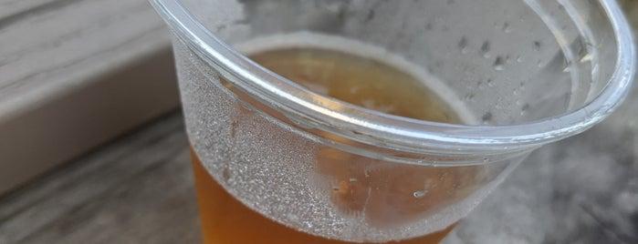 Slack Tide Brewing Co. is one of Fun.