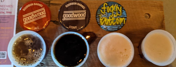 Goodwood Brewing is one of Louisville Trip.