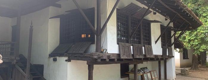 Muzeu Etnologjik Emin Gjiku is one of Lieux qui ont plu à Carl.