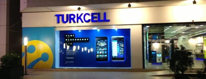 Turkcell Mağazası is one of Duygu 님이 좋아한 장소.