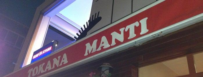 Tokana Kayseri Mantı is one of Bunları yemeden ölme!.