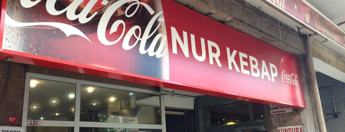Nur Kebap is one of liste.