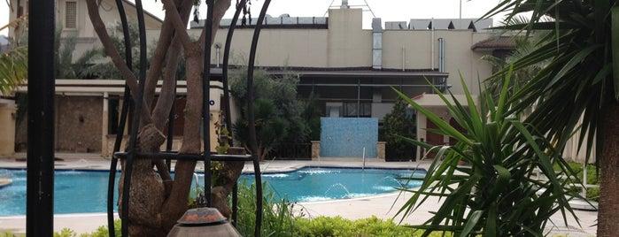 Anadol Hotel is one of Mert : понравившиеся места.