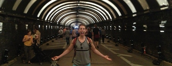 Park Avenue Tunnel is one of Posti che sono piaciuti a Jack.
