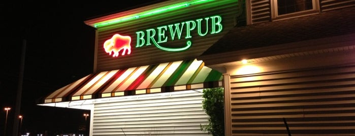 Buffalo Brewpub is one of Amherst Restaurants.