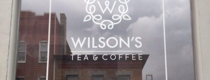 Wilson's Tea & Coffee is one of Walking Distance.
