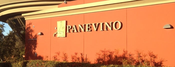 Panevino Restaurant is one of First List to Complete.