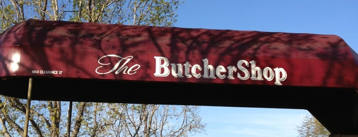 Butcher Shop Steak House is one of SAN DIEGO CA.