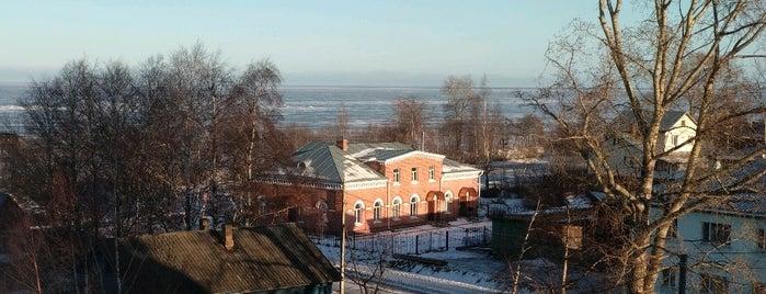 Белозерск is one of РУСЬ.