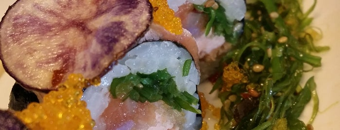 Soul Sushi is one of Locais salvos de Rui Miguel.