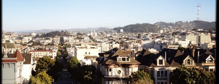 Alta Plaza Park is one of Do: San Francisco ☑️.