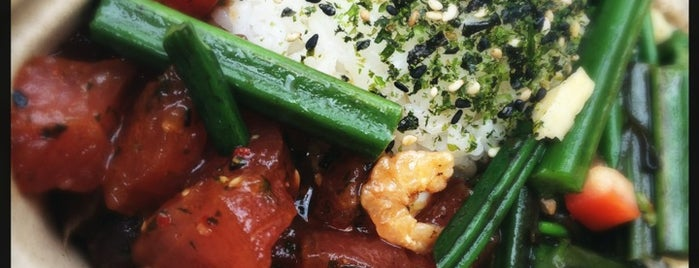 Da Poke Shack is one of Yelp's Top 100 Places to Eat in the US (2014).
