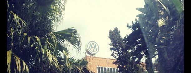 Volkswagen do Brasil is one of Locais curtidos por Raffael.
