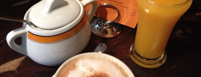 Caffe Reggio is one of More Places to Check Out in the City.