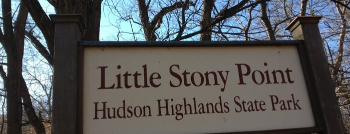 Little Stony Point is one of Hudson Valley.