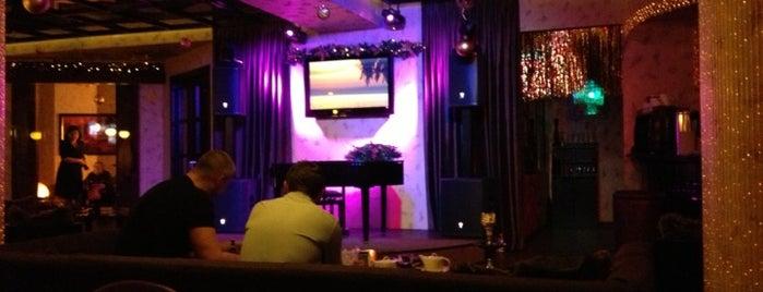 Ресторан-караоке «Амбер» / Amber Restaurant & Karaoke is one of Kiev.