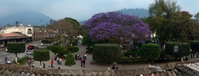 La Casaca is one of Guatemala.