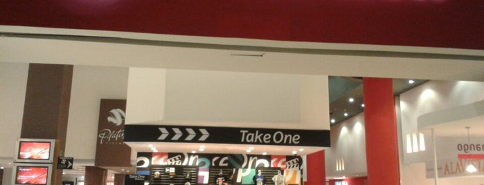 Cinemex is one of Tempat yang Disukai Mayte.