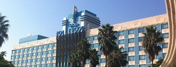 Disney's Hollywood Hotel is one of Hongkong.