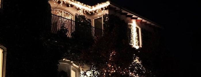 Christmas Tree Lane is one of Palo Alto Gems.