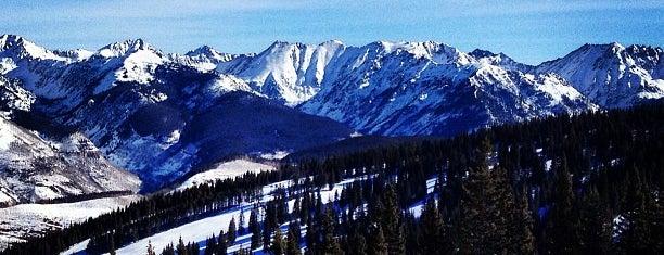 Stevenson Favorite Skiing Mountains