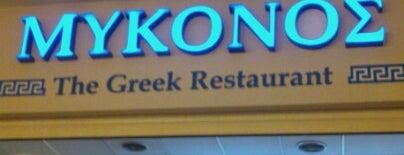 Mykonos is one of Good.
