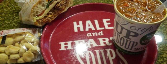 Hale & Hearty is one of willou'nun Beğendiği Mekanlar.