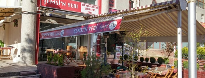 Şems'in Yeri is one of World Restaurant.