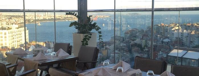 La Nouba Restorant is one of esin : понравившиеся места.