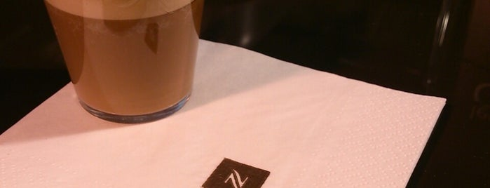 Nespresso Boutique at Sur La Table, Hearst Building is one of Khalilさんのお気に入りスポット.