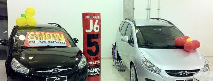 JAC Motors is one of Dealers.