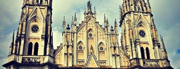 Catedral Metropolitana de Vitória is one of Vitória.