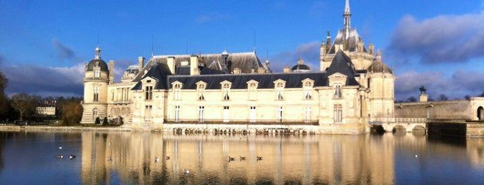 Château de Chantilly is one of France.