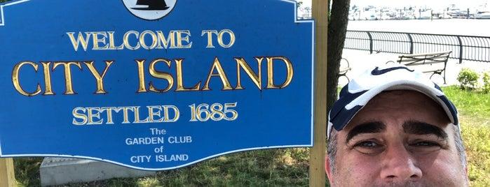 City Island is one of Activities.