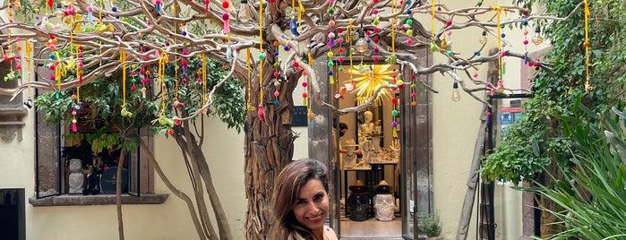 Atrio Restaurant & Lounge is one of San Miguel de Allende.