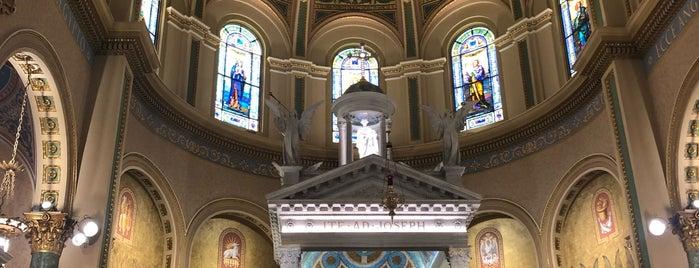St. Joseph Brooklyn is one of Lieux qui ont plu à Chrystelle.