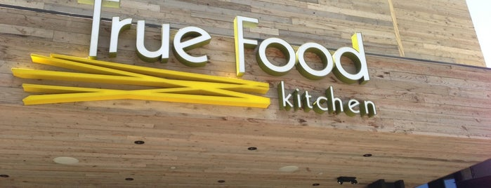 True Food Kitchen is one of SD.