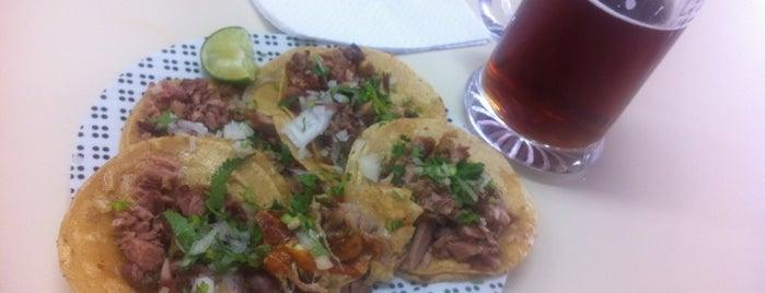 Tacos Don Pepe is one of สถานที่ที่ Bob ถูกใจ.