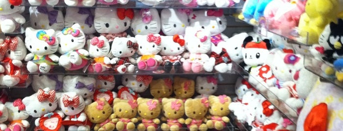 Sanrio is one of San Francisco.