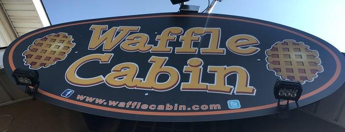 WaffleCabin is one of Long Beach, NY.