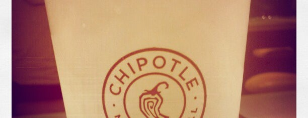 Chipotle Mexican Grill is one of Restaurants I've Tried.