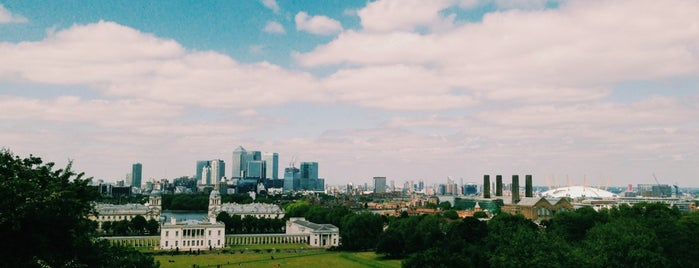 Greenwich Park is one of London Town.