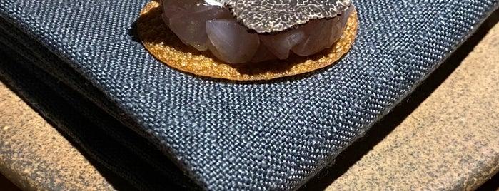 Aubergine is one of Australia's Top 100 Restaurants 2015.