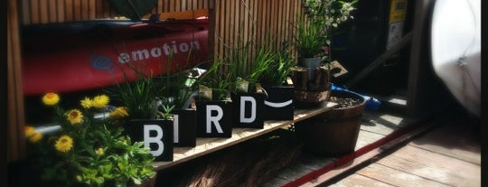 Bird and Bear Boathouse is one of Sydney Breakfast and Cafes.