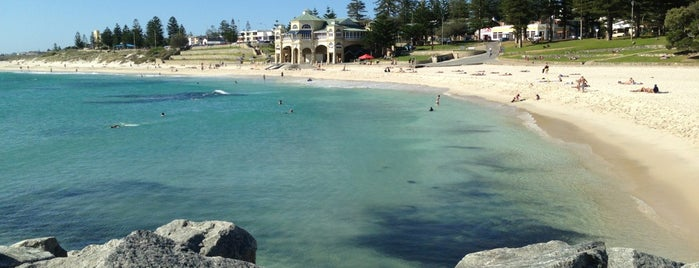 Cottesloe Beach is one of PERTH.
