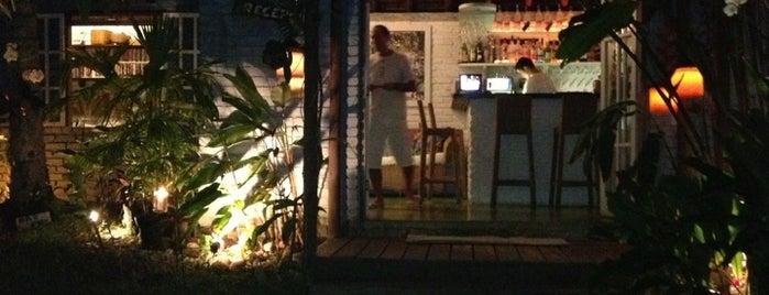 Capim Santo Pousada & Restaurante is one of Trancoso relax.