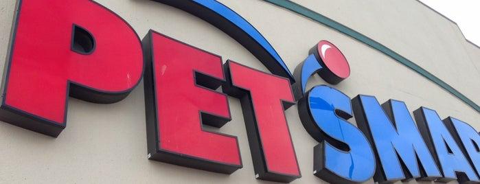 PetSmart is one of Posti che sono piaciuti a Sergio M. 🇲🇽🇧🇷🇱🇷.