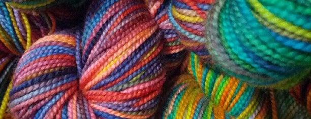 Gourmet Yarn is one of Locais curtidos por Sharon.