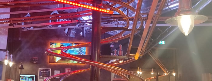 Rollercoaster Restaurant is one of Dinner.