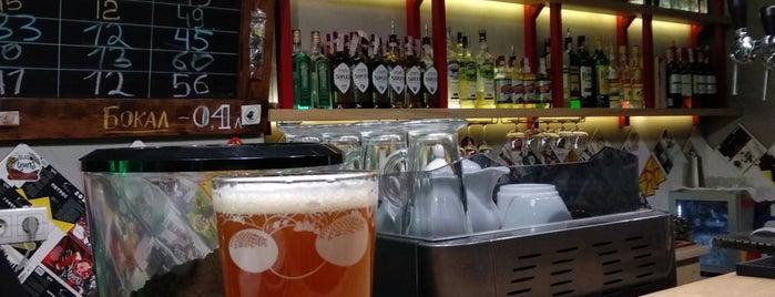 Ципа Craft Pub is one of Olga: сохраненные места.